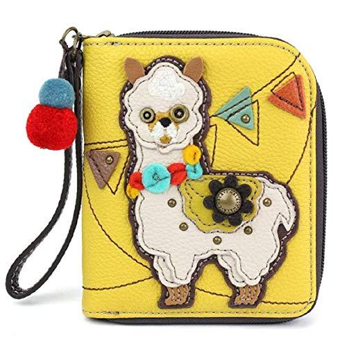 Llama gifts Cute themed wallet