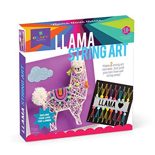 Llama gifts String Art Kit – Llama Edition