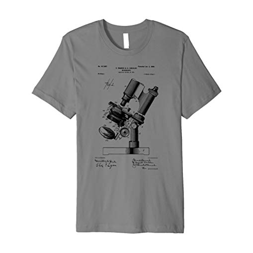 Microscope Shirt