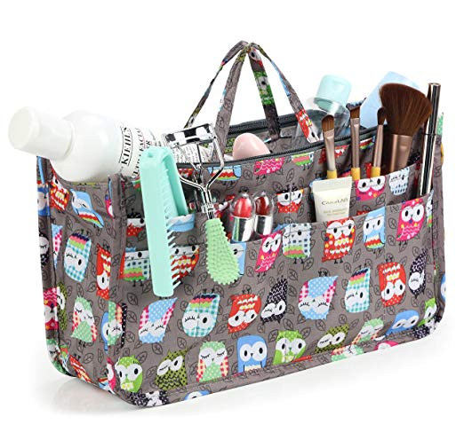 Owl Gifts Cosmetic Bag for Women