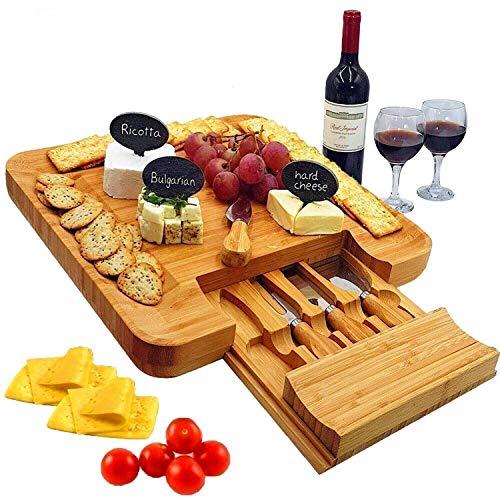 Welcome to the new neighborhood gift 1. Cheese set