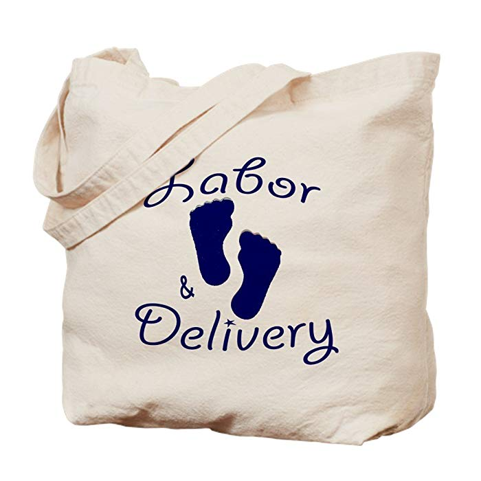 gift for your labor and delivery team bag