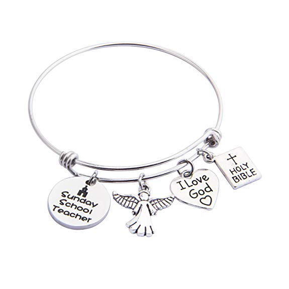 Catholic Christian Teacher Gifts Religious End Of Year Appreciation Gift Bracelet