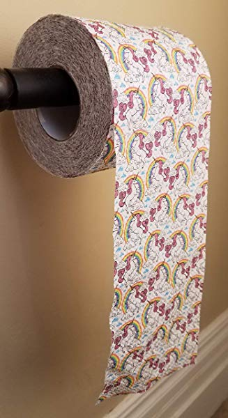 Funny Unicorn Gifts Toilet Paper