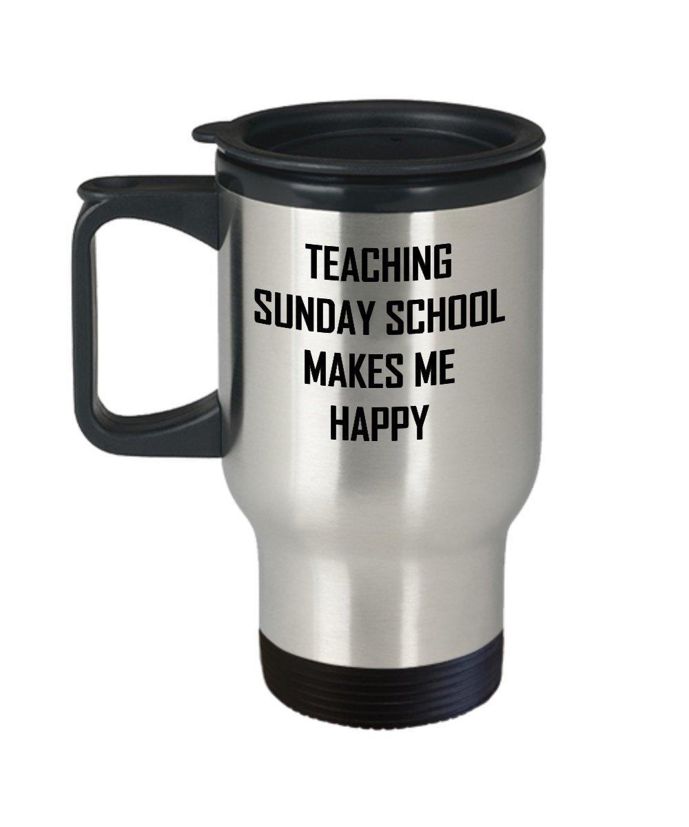 Sunday School Teacher Travel Mug