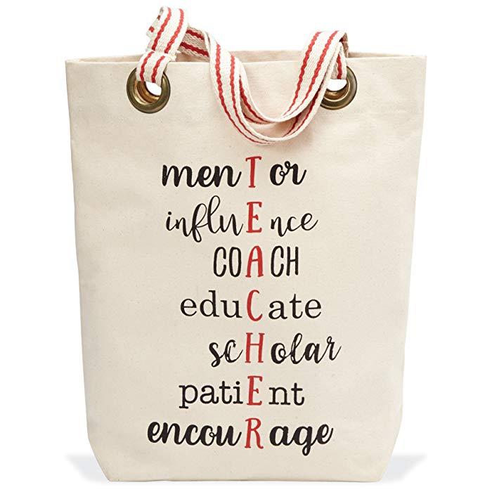 Sunday Teacher Mentor Tote Bag