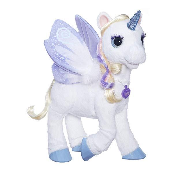 Unicorn Birthday Gifts Interactive Plush Pet Toy