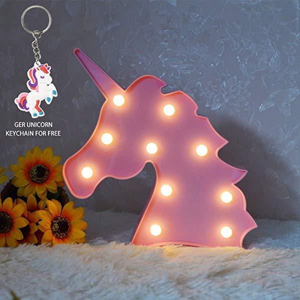 Unicorn Birthday Gifts Night Lamp