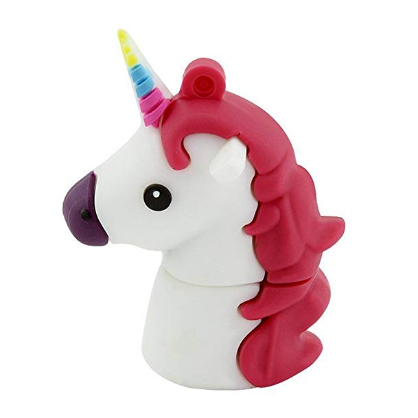 Unicorn Gift Ideas for Adults Cute Unicorn USB Flash Drive