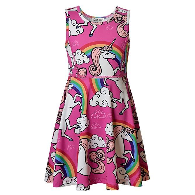 Unicorn gifts for girls Dress