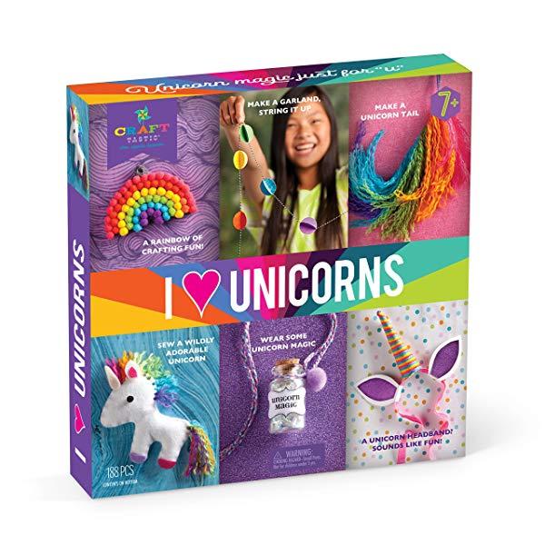 Unicorn gifts for girls Craft Kit