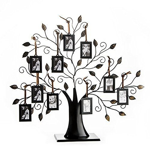 Gift to get your mom for her 50th birthday Family tree picture frame