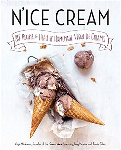 Ice cream recipes book