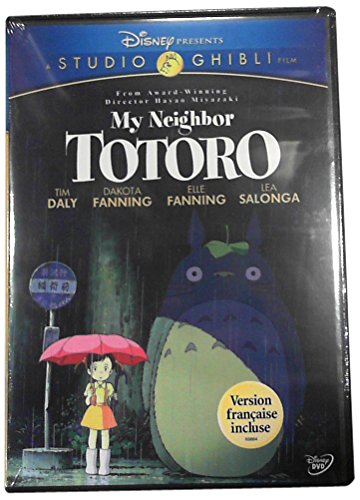 DVD My Neighbor Totoro
