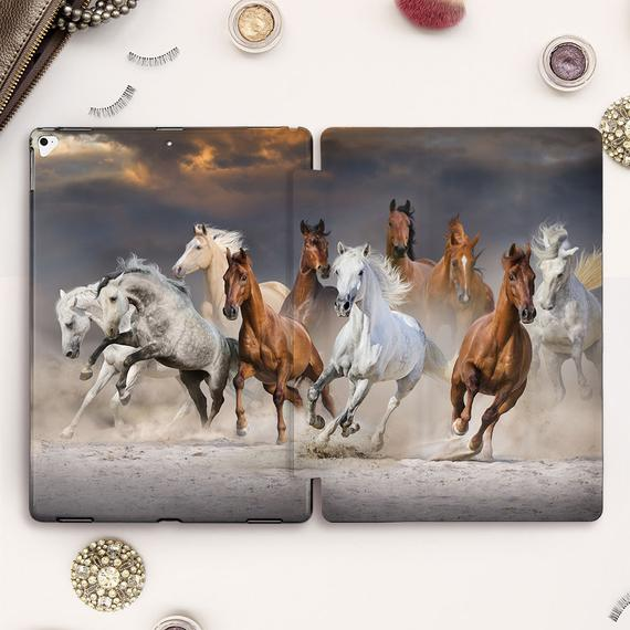 Gift Ideas for Horse Lovers and Equestrians iPad Cover