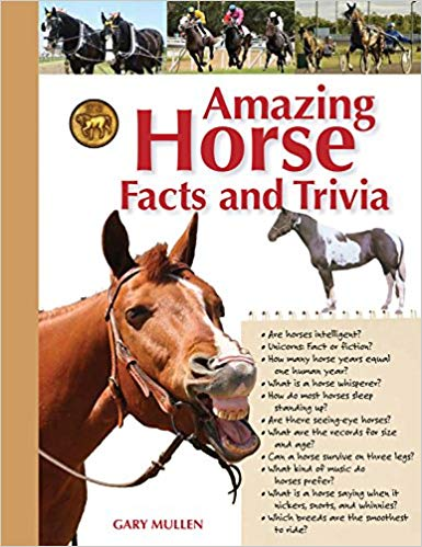 Gift Ideas for Horse Lovers and Equestrians Amazing Horse Facts and Trivia Book