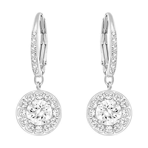 Gifts for women coworkers leaving Swarovski Crystal Earrings