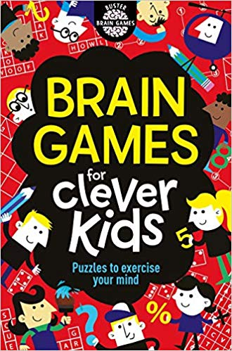 Gift for smart young girls Brain Games