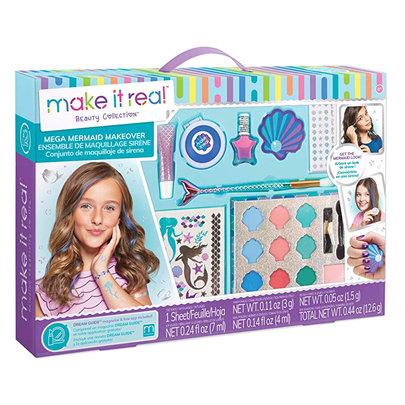 Gifts for 10 year old girls who likes mermaids