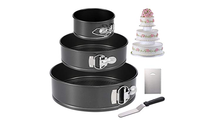 Gifts for Culinary Students Springform Cake Pan Set