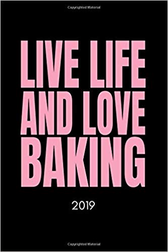 Gifts for Culinary Students Stylish Baker's Agenda Planner