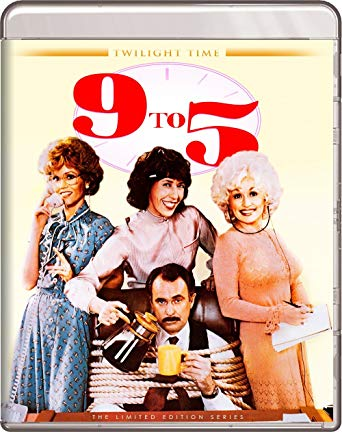 Gifts for secretaries 9 TO 5 BLU RAY