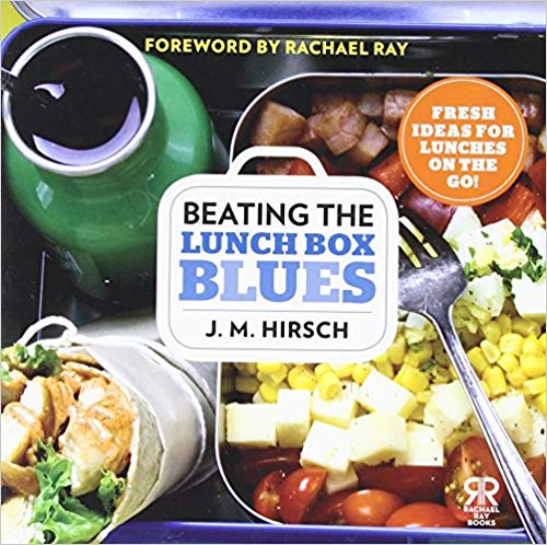 """Gifts for secretaries book """"Beating the Lunch Box Blues"""""""