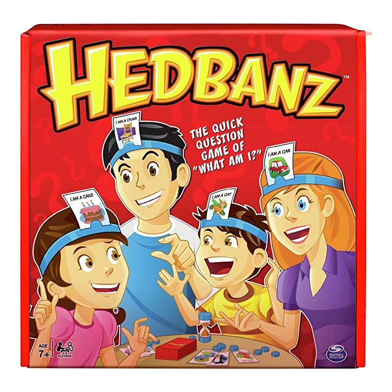 Headbanz Great Board game for 10-year-old girls