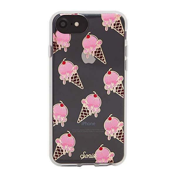 Ice cream themed gift phone case