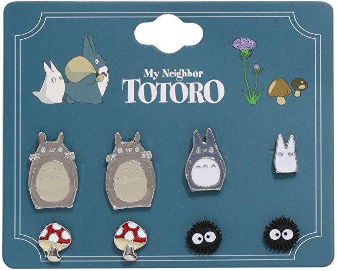 My Neighbor Totoro Gifts Earrings