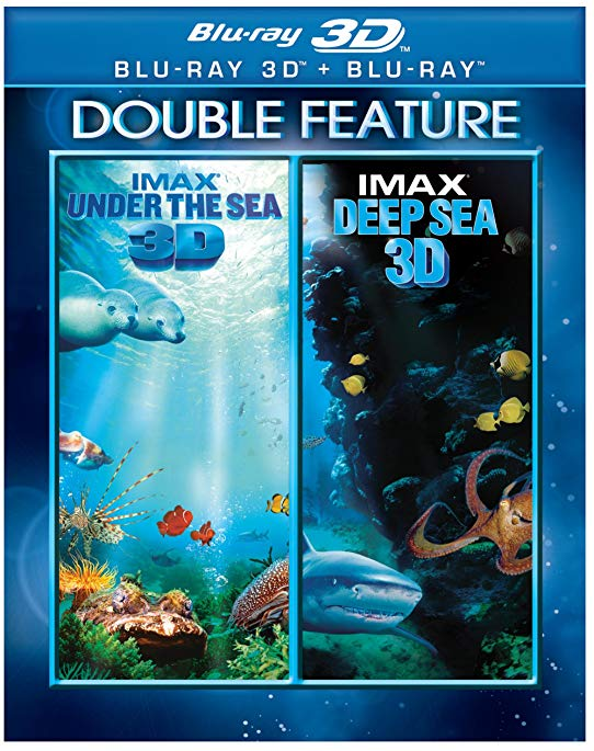Ocean gifts IMAX Collection: Under the Sea/Deep Sea