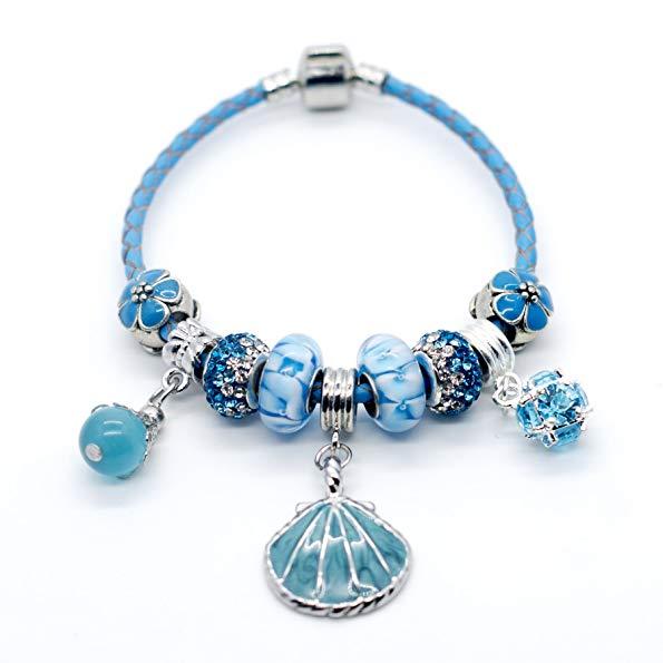 Ocean gifts Delores Ocean Charm Bracelet