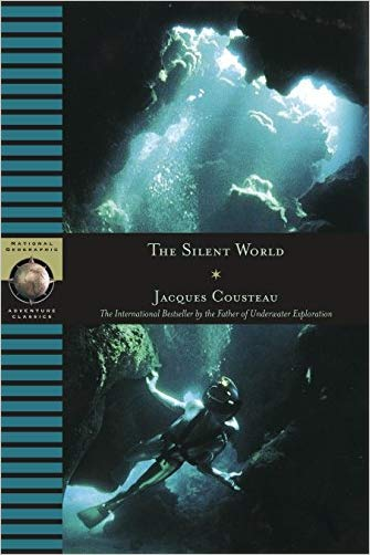 Ocean gifts The Silent World by Jacques Cousteau