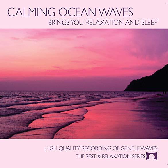 Ocean gifts Calming Ocean Waves CD