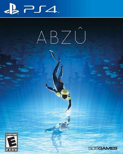 Ocean gifts ABZÛ for PlayStation 4