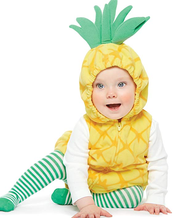 Pineapple gifts Baby Costume