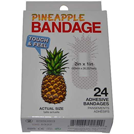 Pineapple gag gifts Bondage