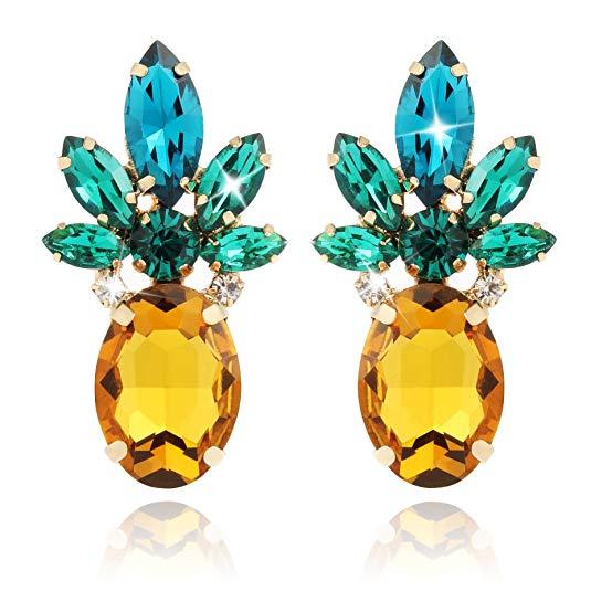 Pineapple gifts Holylove Pineapple Earrings for Women
