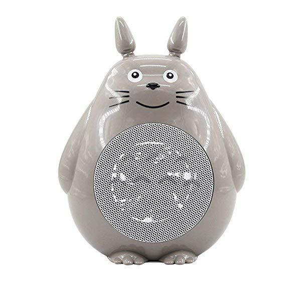 Portable Personal Fan Heater Rakuten Cartoon Totoro