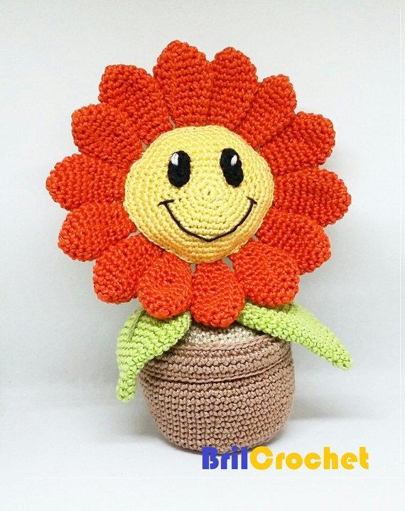 Sunflower presents flower toy