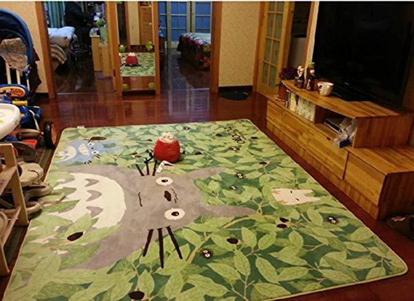 Totoro Gift Ideas Carpet