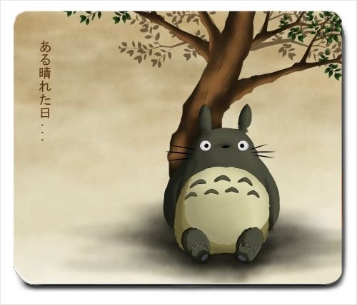 Totoro Gift Ideas Mousepad