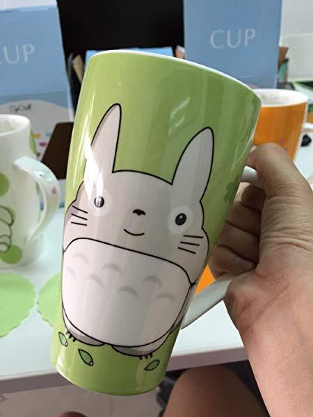 Totoro Gifts Cute Mug