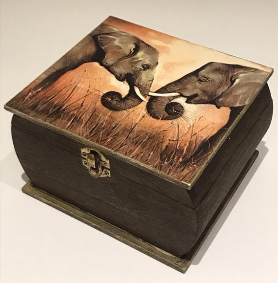 Elephant Memory Box