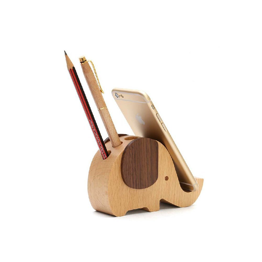 Elephant gifts Phone and Pen Holder