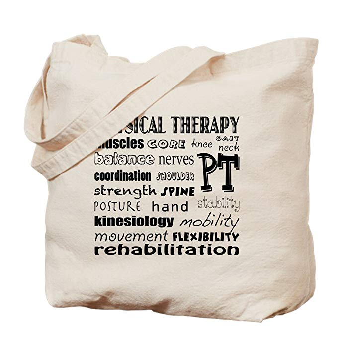 Physical Therapy Graduate gift ideas themed tote bag  sc 1 st  Amatcard.co & 25 Best Ideas About Doctor Of Physical Therapy On - Amatcard.co