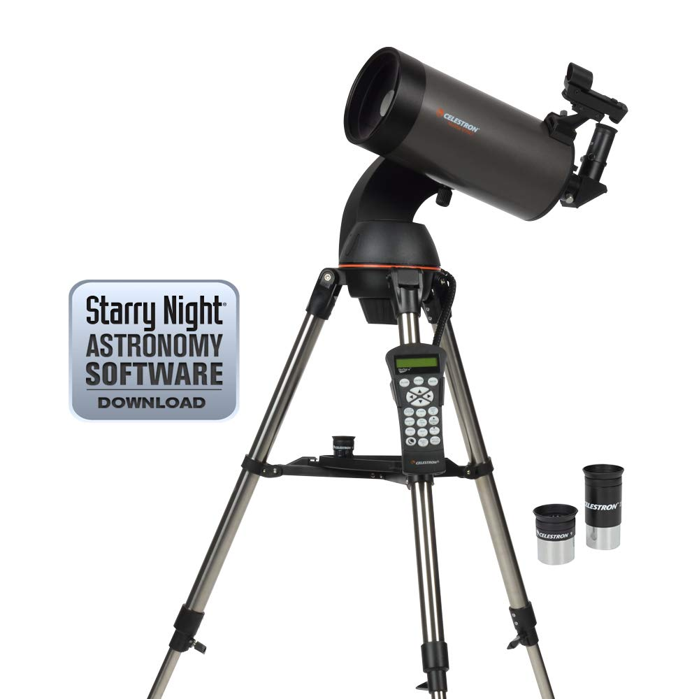 Great computerized telescope - A gift for those who like to watch the sky, the stars and the moon