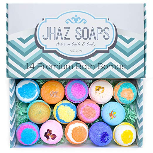 Gifts for newly divorced woman Bath Bombs
