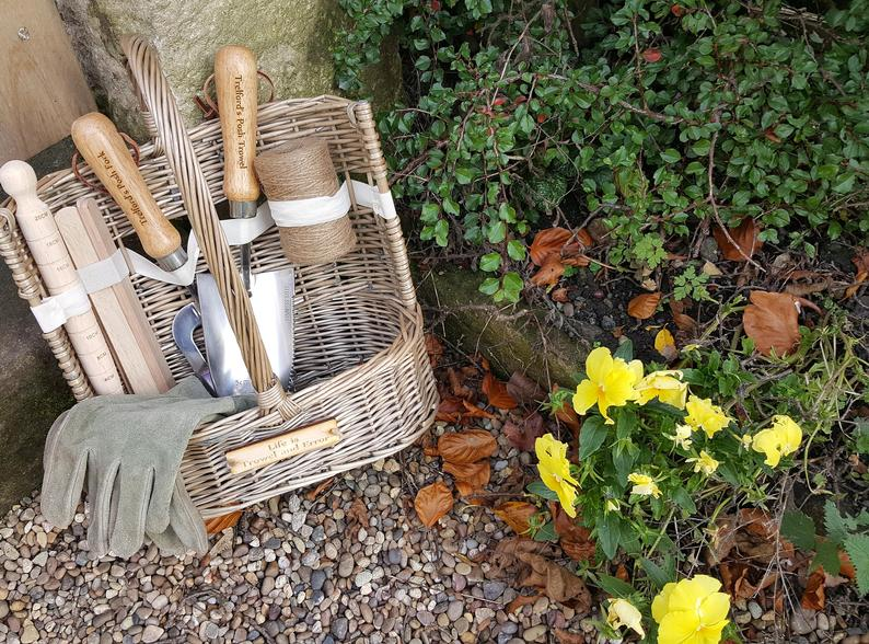 Birthday Gifts For 70 Year Old Man Personalized Set Of Gardening Tools