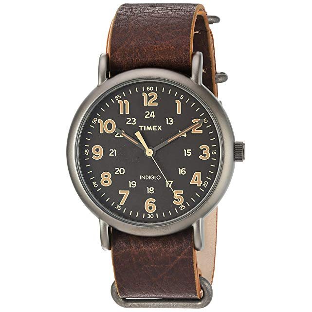 Birthday Gifts For 70 Year Old Man Timex Mens Weekender Watch